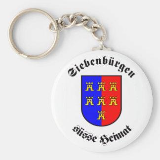 Transylvania sweet homeland key ring