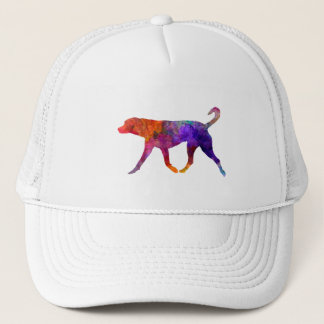 Transylvanian Hound in watercolor Trucker Hat
