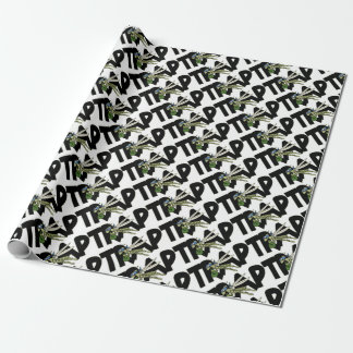 Trap Grasshopper Wrapping Paper