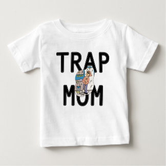 Trap Mom Baby T-Shirt