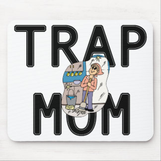 Trap Mom Mouse Pad