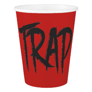 Trap Paper Cup