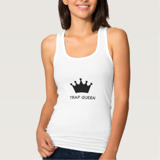 Trap Queen Vest T Shirt