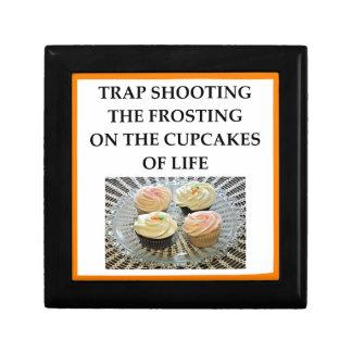 trap shooting gift box