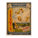 Trapeze artists Barnum & Bailey 1896