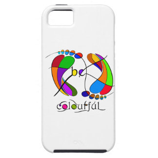 Trapsanella - be colourful iPhone 5 cover