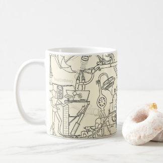 TraptionBakery Mug. Coffee Mug
