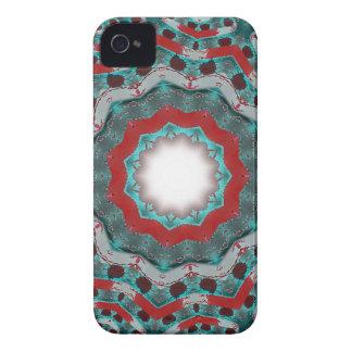 trash atom iPhone 4 case
