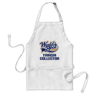 Trash Collector Gift (Worlds Best) Standard Apron