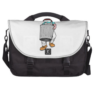 Trash Collector Commuter Bags