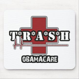 Trash Obamacare mousepad