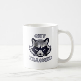 Trash Panda Party People Coffee Mug