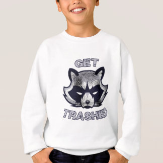 Trash Panda Party People Sweatshirt