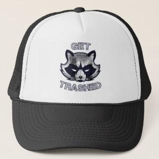 Trash Panda Party People Trucker Hat