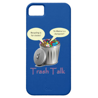 Trash Talk Case For The iPhone 5