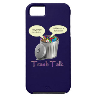 Trash Talk iPhone 5 Covers