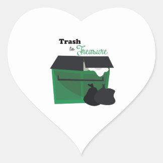 Trash To Treasure Stickers
