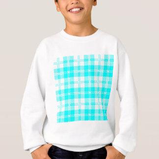 Tratan Style Pale Blue Backgrpund Sweatshirt