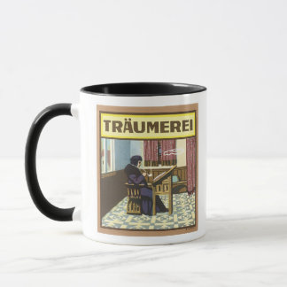 Traumerei Cigar Label Mug