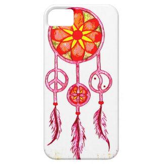 Traumfänger orange iPhone 5 cases
