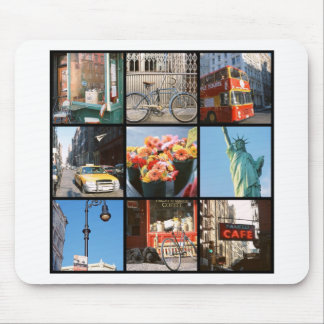 Travel abroad to NewYork Mouse Pad
