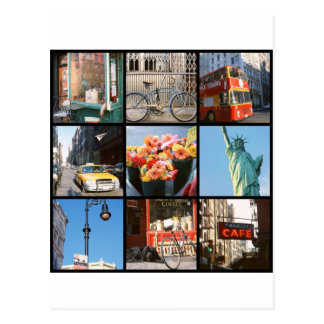 Travel abroad to NewYork Post Cards