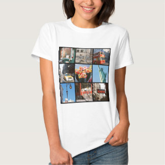 Travel abroad to NewYork Tees