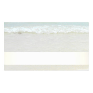 Travel Agency, Vacation, Water, Caribbean, Pack Of Standard Business Cards