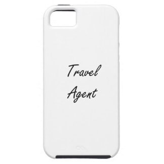 Travel Agent Artistic Job Design iPhone 5 Case
