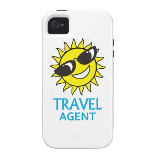 TRAVEL AGENT Case-Mate iPhone 4 COVER