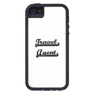 Travel Agent Classic Job Design iPhone 5 Case