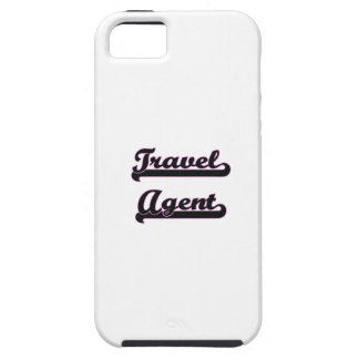 Travel Agent Classic Job Design Case For The iPhone 5