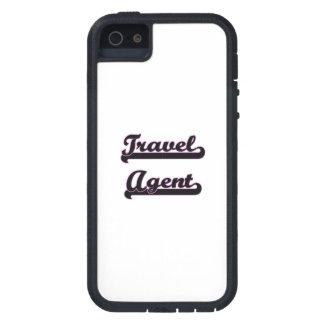 Travel Agent Classic Job Design Tough Xtreme iPhone 5 Case