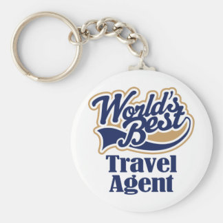 Travel Agent Gift Key Chains