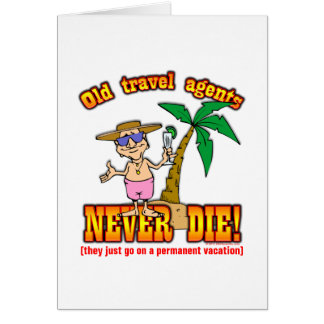 Travel Agents Greeting Card