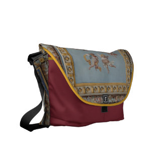 Travel bag, overnight bag, Cherubs Messenger Bag