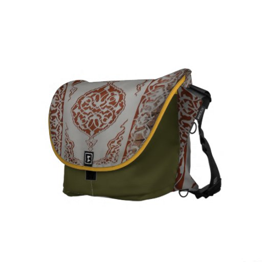 "Travel bag, Overnight bag ""Sultan's Bag"" Courier Bag"