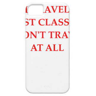 TRAVEL BARELY THERE iPhone 5 CASE