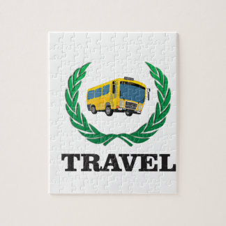 travel bus puzzle