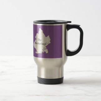 Travel Coffee Mug - Brooklyn - The Motherland