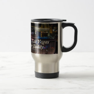 Travel  Coffee Mug Vegas Poker Buddy