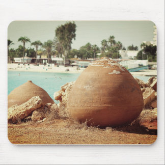 travel collection. Cyprus Mouse Pad