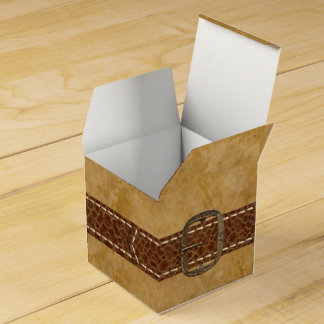 Travel Favor Box