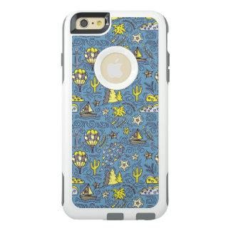 Travel Fun OtterBox iPhone 6/6s Plus Case