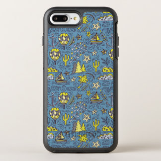Travel Fun OtterBox Symmetry iPhone 8 Plus/7 Plus Case