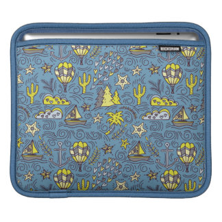 Travel Fun Sleeves For iPads