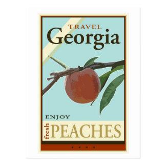 Travel Georgia Postcard