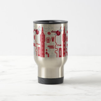 Travel in London Travel Mug