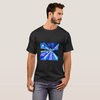 Travel in outer space T-Shirt