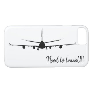 Travel! iPhone 8/7 Case